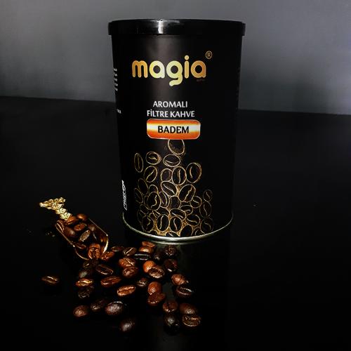 Magia Dünya Kahveleri Badem Aromalı  Filtre Kahve