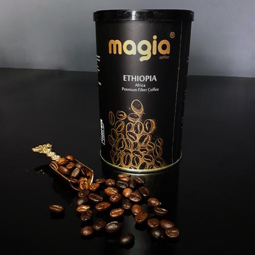 Magia Dünya Kahveleri Etopya Filtre Kahve