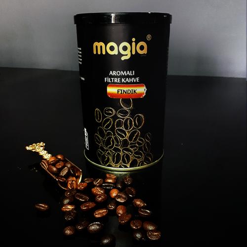 Magia Dünya Kahveleri Fındık Aromalı  Filtre Kahve