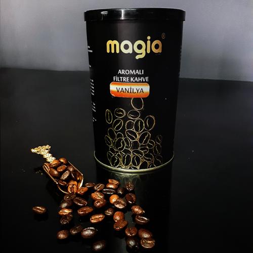 Magia Dünya Kahveleri Vanilya Aromalı Filtre Kahve