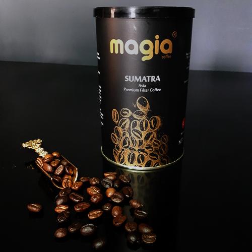 Mandorla Magia Dünya Kahveleri Sumatra Filtre Kahve
