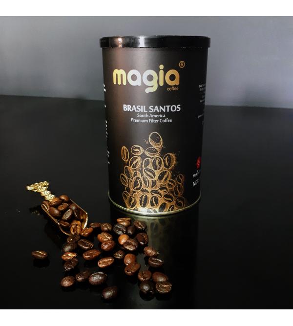 Magia Dünya Kahveleri Brazil Santoz Filtre Kahve