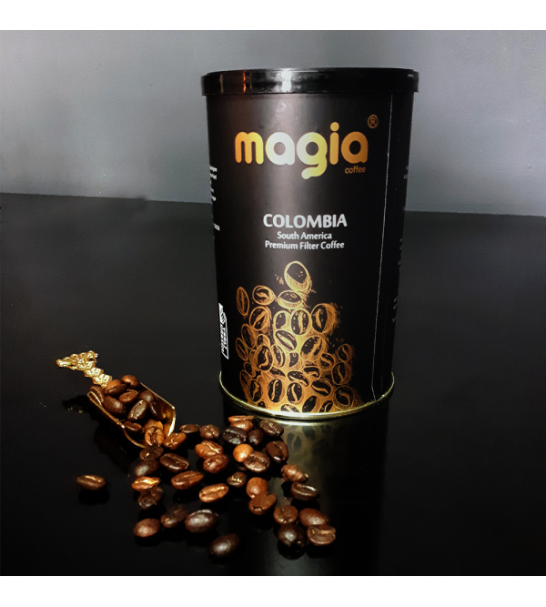 MandorlaMagia Dünya Kahveleri Colombia Filtre Kah...