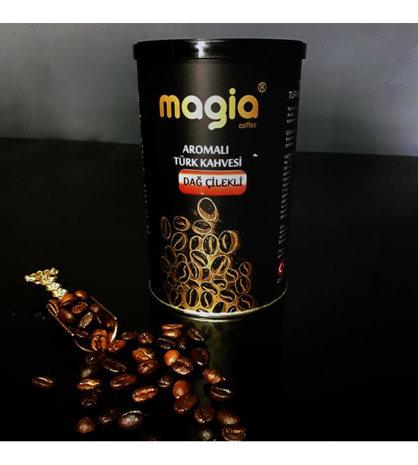 Mandorla Magia  Dağ Çilekli Türk Kahvesi