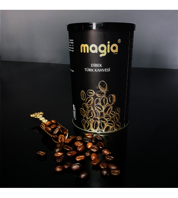 Mandorla Magia Dibek Kahvesi