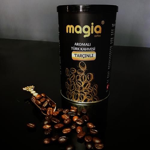 Mandorla Magia Tarçınlı Türk Kahvesi