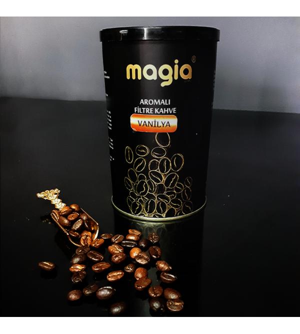 Magia Dünya Kahveleri Vanilya Aromalı Filtre Kah...
