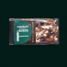 Kuruyemişli Tablet Çikolata - Sütlü 117gr