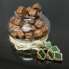 Çikolata Kaplı  Nane Aromalı Lokum